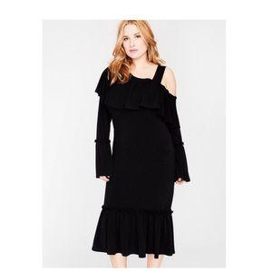 Rachel Roy Nadine Ruffled Dress